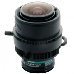 pelco 288 varifocal camera lens