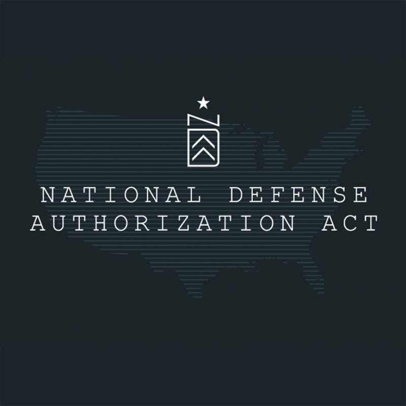 CYBERSECURITY NDAA