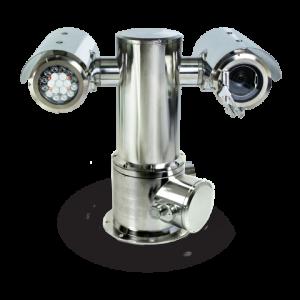 pelco exsite enhanced with infrared sensor front shot