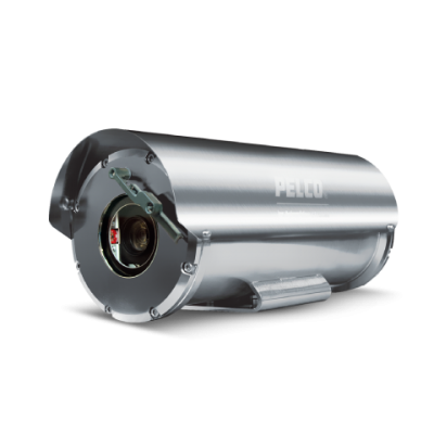 pelco exsite enhanced ip with fixed camera front shot