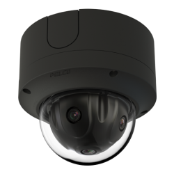 pelco optera camera black dome