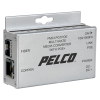 pelco fmci multi-rate media converter with poe