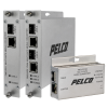 pelco fmci multi-rate media converter group shot