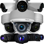 pelco sarix ip fixed next generation camera group shot
