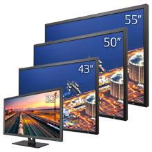 pelco 600 series wall mount monitors