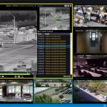pelco video expert vehicle crossing screen shot
