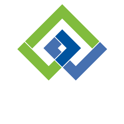 pelco endura vms logo white text