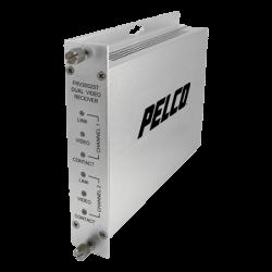 pelco frv series fiber transmitter