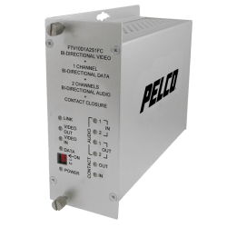 pelco FTV10D1A2 fiber transmitter