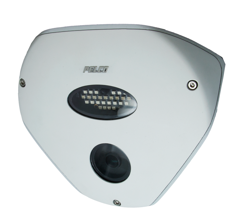 pelco sarix corner mount camera