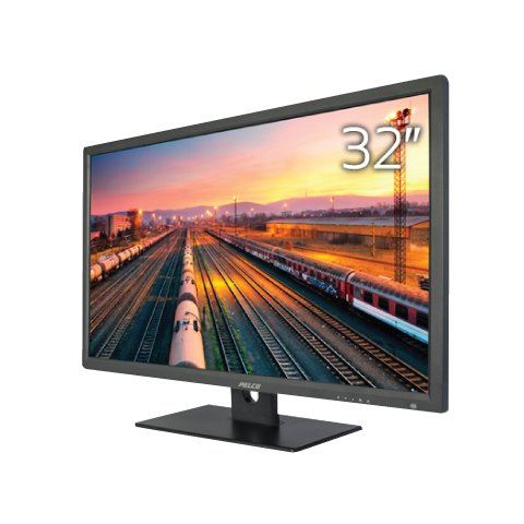 600 series monitor 32 inch pelco