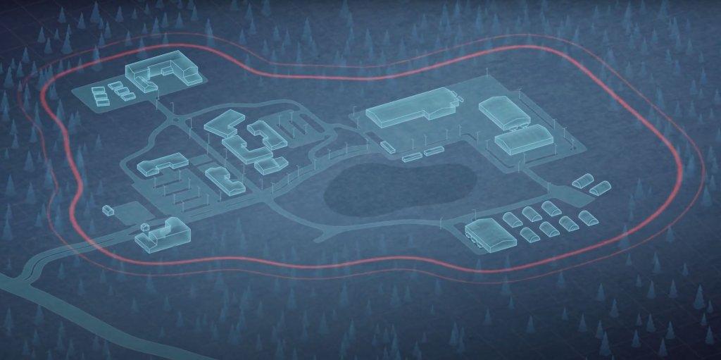 Perimeter Detection Sensors