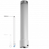 Pendant Mount Pipe Extension, Length 1 Meter
