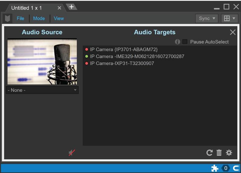 pelco-audio-out-plugin