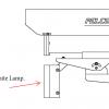 2-004005 Enclosure Lamp Pelco