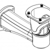 Heavy-Duty Mount for the Enclosure EH20