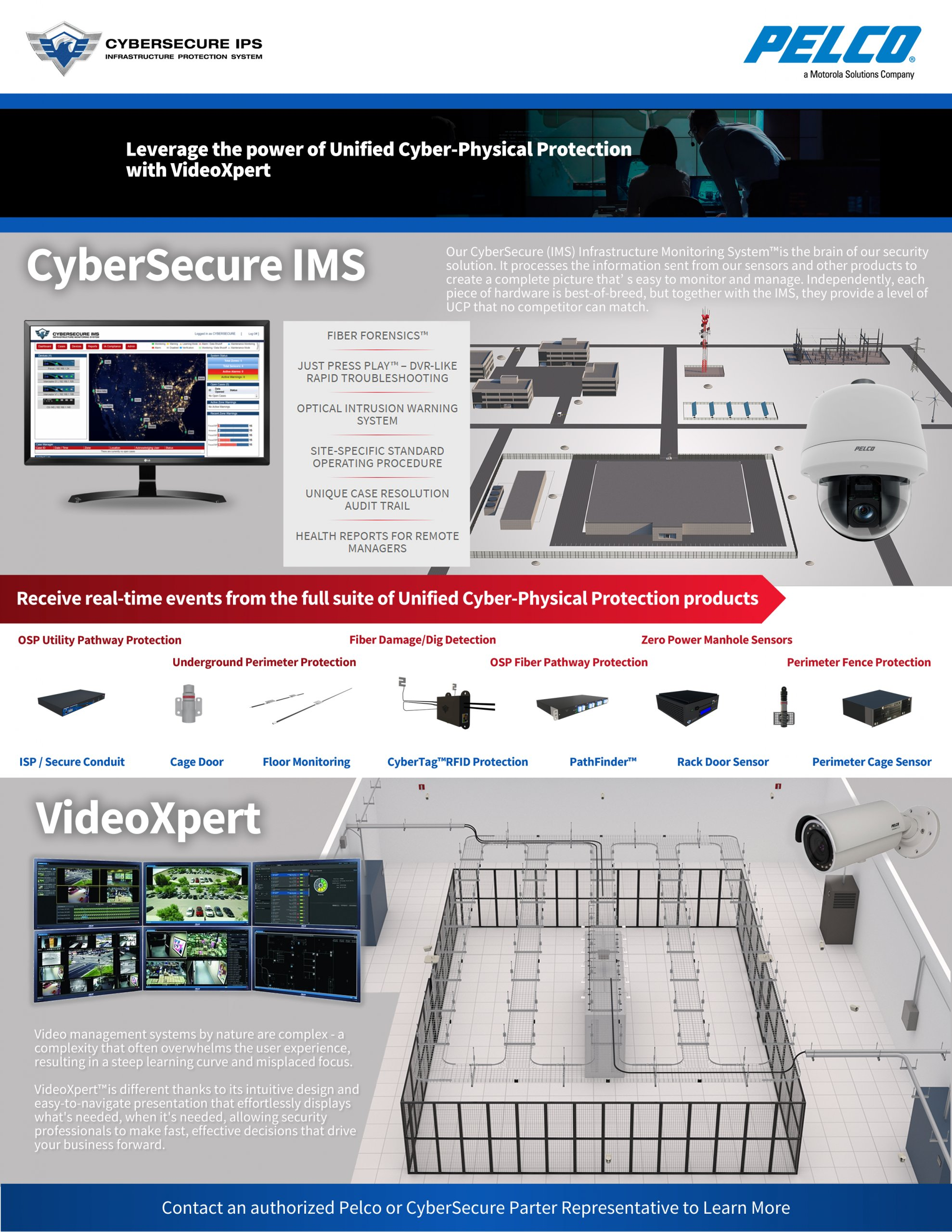 CS IMS Pelco One Pager v1.1